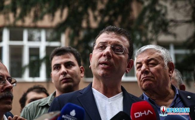 İmamoğlu'ndan Soylu'ya 'Diyarbakır' yanıtı