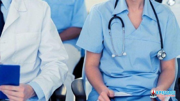 KPSS'siz Yüzlerce Sağlık Personeli Alınacak! İşte Detaylar...