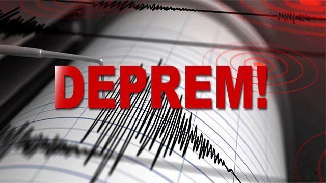 Akdeniz'de 4.0 büyüklüğünde korkutan deprem!