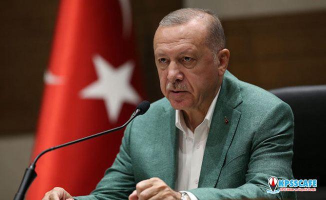 Erdoğan aday göstereceği ismi açıkladı!