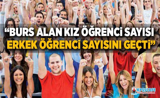 """CHP'li Gürer: """"Burs alan kız öğrenci sayısı erkek öğrenci sayısını geçti"""""""