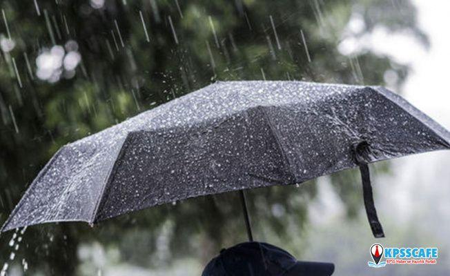 Meteoroloji: Hafta sonu yağış var, sıcaklıklar düşecek