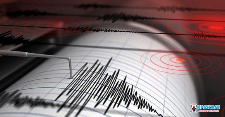 Akdeniz'de 5,3 Şiddetinde Korkutan Deprem: Marmaris ve Fethiye'den Hissedildi! İşte Depremin Merkez Üssü