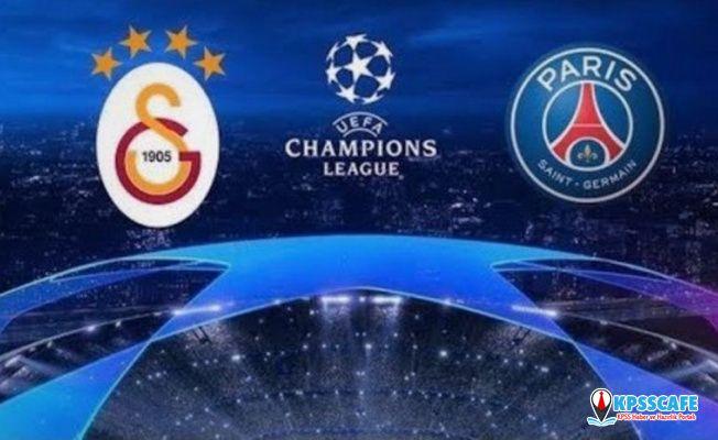 Galatasaray PSG maçı ne zaman, saat kaçta, hangi kanalda? GS - PSG maçı muhtemel 11'leri