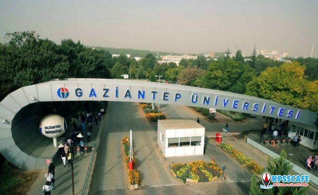 Gaziantep Üniversitesi Rektörü: İleride Suriye'yi altyapısı güçlü, eğitimli kadrolar şekillendirsin istiyoruz
