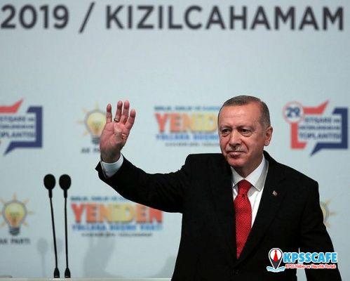 Erdoğan açıkladı! Yeni nafaka düzenlemesi geliyor.