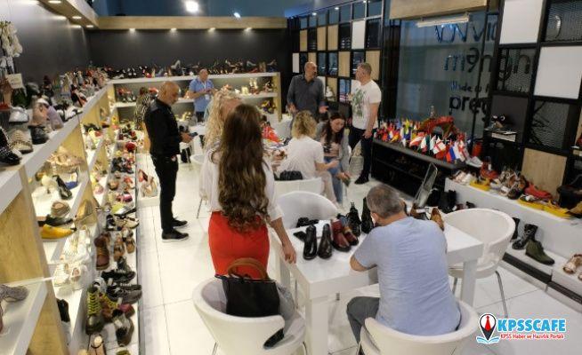 Türkiye'den dünyaya 600 milyon ayakkabı