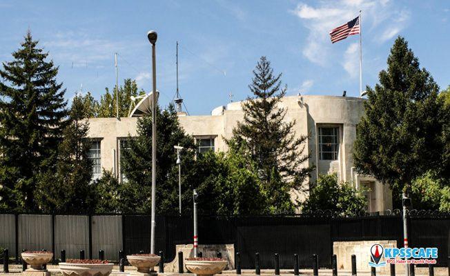 ABD Büyükelçiliği: Twitter hesabımızda gerçekleşen hatadan dolayı özür dileriz