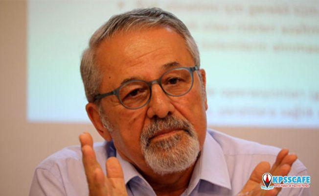 Prof. Dr. Naci Görür'den 'büyük İstanbul depremi' uyarısı