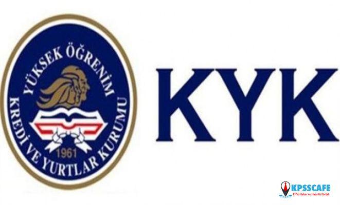 KYK yurt başvuru sonucu açıklandı! KYK 9. yedek yurt sonuçları...
