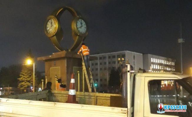 'Kol saati' yerine yapılacak Atatürk anıtının masraflarını Ankara Barosu üstlendi