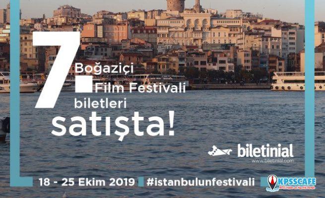 7. Boğaziçi Film Festivali Biletleri Satışta!