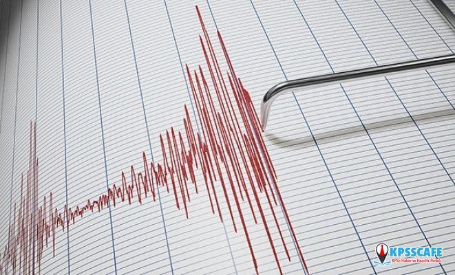 Son dakika... İstanbul Silivri'de korkutan deprem!