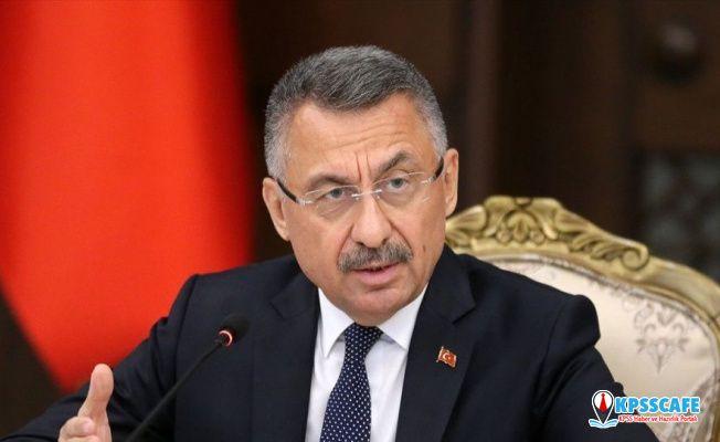 Oktay'dan Barış Pınarı Harekatı açıklaması: Türkiye tüm dünya için tehlike arz eden terör bataklığını kurutmakta kararlı