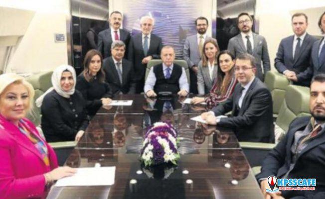 Erdoğan: Kürtlerle sorunumuz yok, sorunumuz terörle