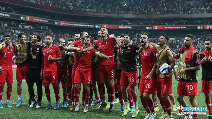 Milli Takım gruptan nasıl çıkar? Türkiye'nin gruptan çıkma şansı!