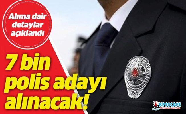 Müjde verildi! 7 bin polis adayı alımı yapılacak! 26. Dönem POMEM başvuruları ne zaman? İşte başvuru şartları