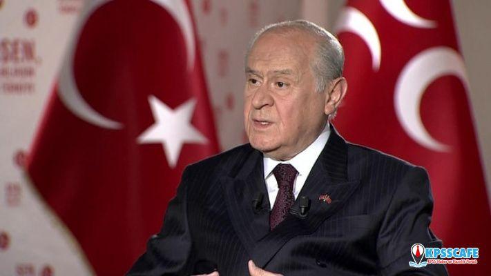 MHP Lideri Bahçeli'nin Sağlık Durumu İle İlgili Flaş Gelişme!