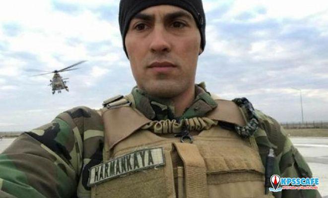 Helikopterden düşerek şehit olan askerin kask kamerası bulundu