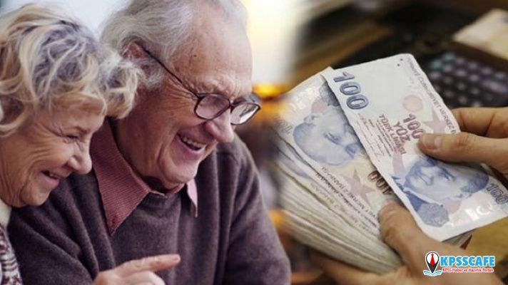 Emekliye intibak zammı | Emekliler intibak ile ne kadar zam alabilecek?