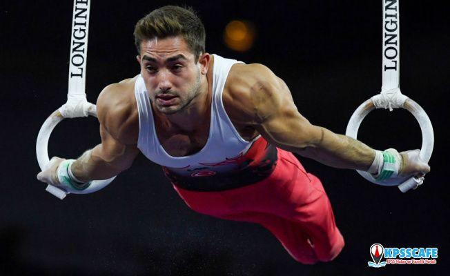 İbrahim Çolak, 'cimnastikte dünya şampiyonluğuna ulaşan ilk Türk sporcu' oldu