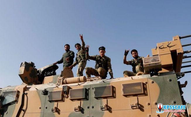 Milli Savunma Bakanlığı (MSB) Barış Pınarı Harekatı'nda Öldürülen Terörist Sayısını Açıkladı!