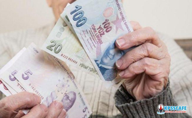 Emekliye 1.150 lira