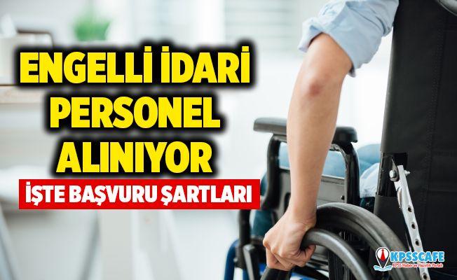 Türkiye Sağlık Enstitüleri Başkanlığı E-KPSS İle Engelli İdari Personel Alımı Yapıyor! İşte Başvuru Şartları..