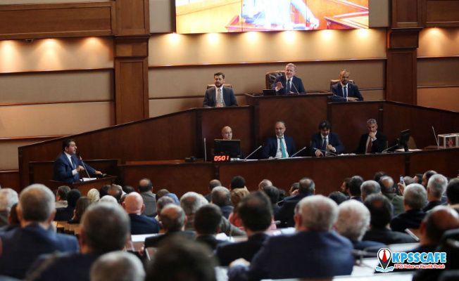 İBB Meclisi'nden Barış Pınarı Harekatı deklarasyonu!