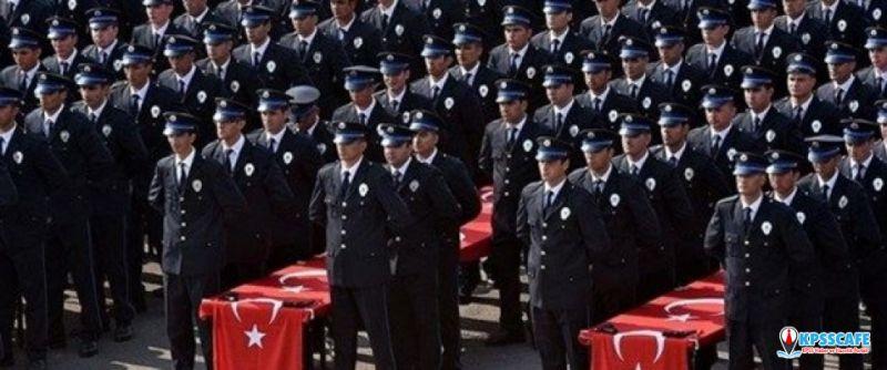 POMEM 26. dönem 7 bin polis alım duyurusu resmi olarak yayınlandı.. İşte başvuru şartları