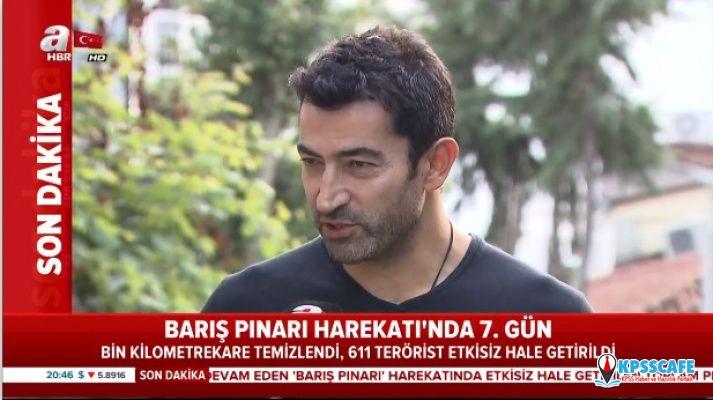 Kim Milyoner Olmak İster'in başarılı sunucusu Kenan İmirzalıoğlu'ndan 'Barış Pınarı' mesajı: Kalbimiz askerlerimizle atıyor...