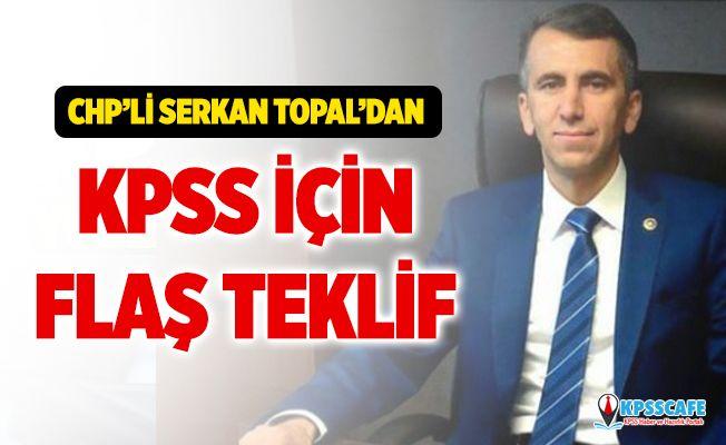 Meclis'te KPSS için Flaş Teklif! KPSS'nin İsmi Değiştirisin!
