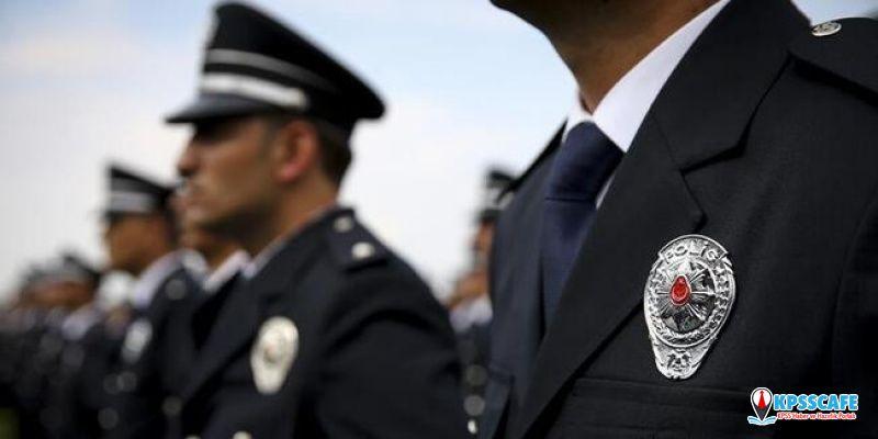 EGM Polis Akademisi 7.000 Polis Adayı alıyor