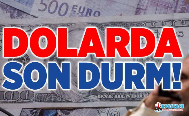 Son Dakka:Dolar yeniden 5.90'ın altına indi!