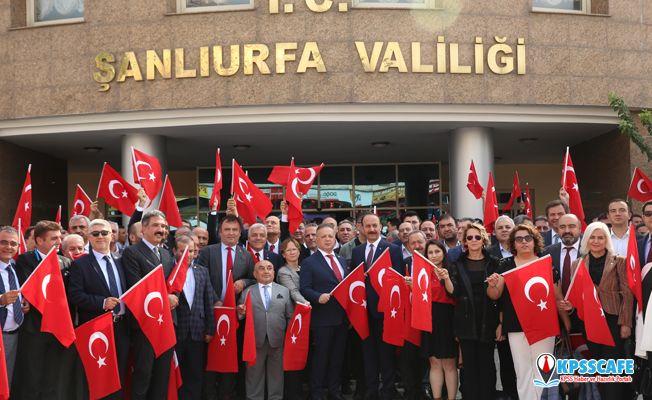TİM'den Barış Pınarı Harekatı'na destek
