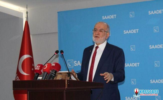 Temel Karamollaoğlu: Barış Pınarı Harekatı sürecinde sadece 'Türkiye İttifakı'ndan bahsetmeliyiz