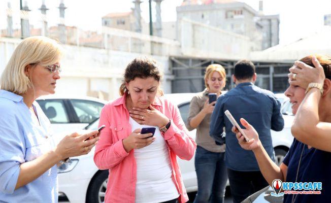İstanbul'daki deprem sonrası binasına güvenmeyen 32 bin kişi Alo 181'i aradı