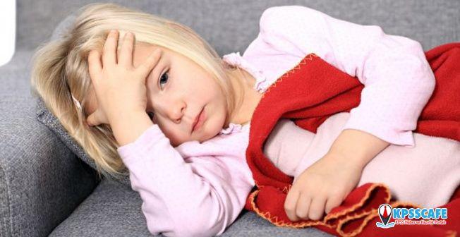 Çocuğunuzun Karın Ağrısını İhmal Etmeyin