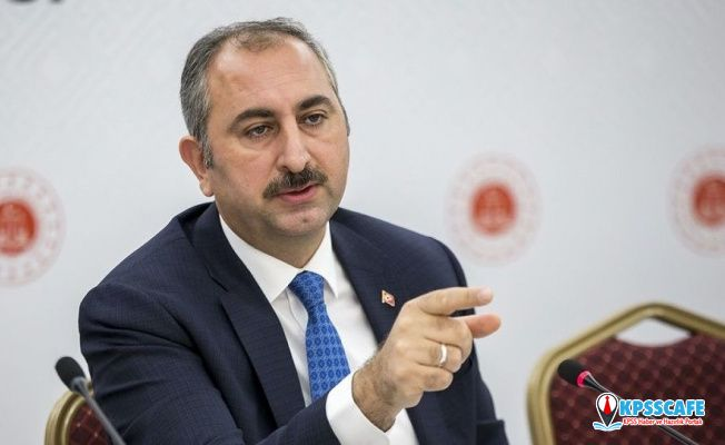 Adalet Bakanı Gül'den Halkbank açıklaması: Hukuki bir dayanağı yok