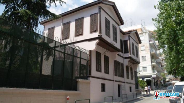 Selanik'teki Atatürk Evi'ne saldırı girişimi!