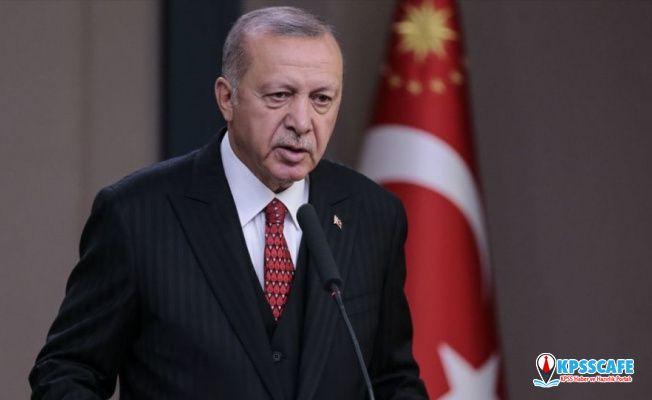 Cumhurbaşkanı Erdoğan'dan Trump'a cevap: Terörü yendiğimizde daha fazla hayat kurtulacak