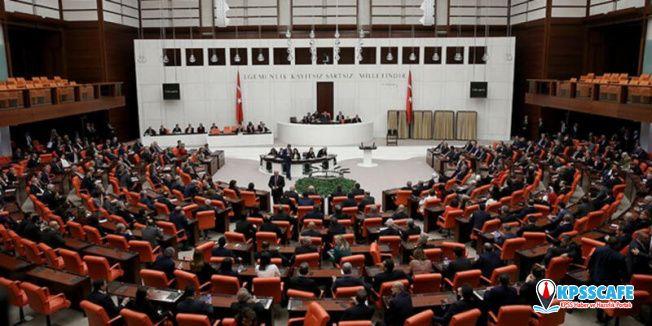 Meclis, Yargı Reformunun ilk paketini onayladı! Tutukluluk süreci 1 yılı geçmeyecek! .