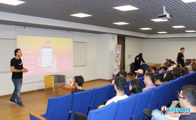 Üniversiteli girişimci adayları EUREKA'19'da bir araya geldi