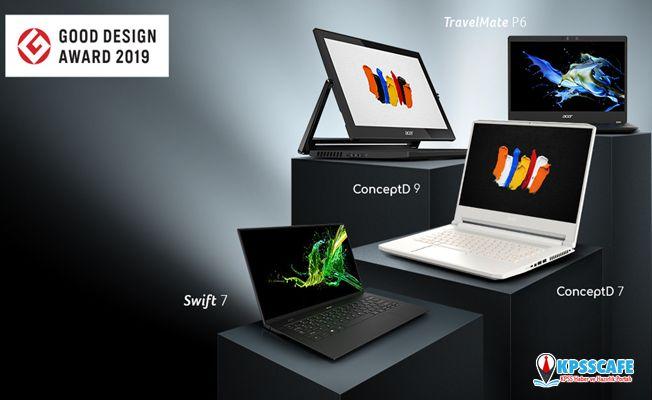 Yeni ConceptD Creator Modelleriyle Birlikte, Acer Dizüstü Bilgisayar!