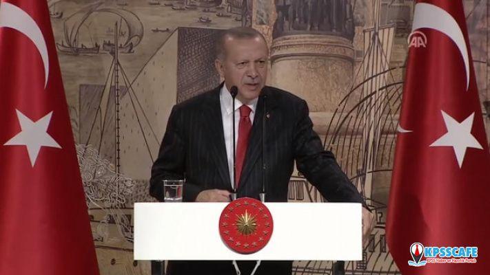 Cumhurbaşkanı Erdoğan'dan Trump'a mektup yanıtı