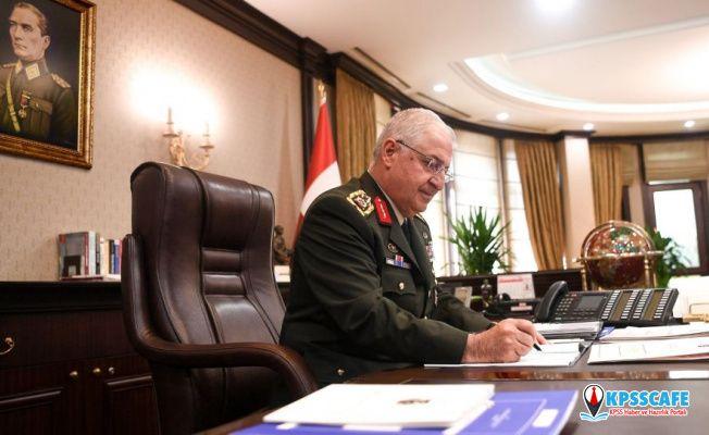 Genelkurmay Başkanı Güler, ABD'li mevkidaşı Milley ile görüştü