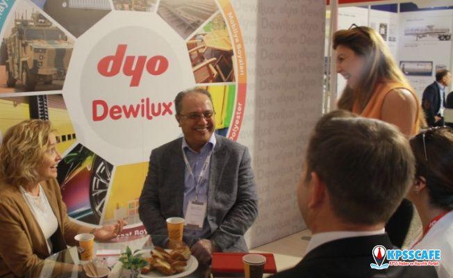 Dewilux, Türk Kompozit Fuarı'nda