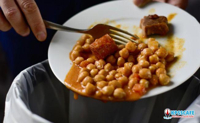 Gıda israfını önlemek elimizde! Gıda İsrafını Önlemek için Tavsiyeler!