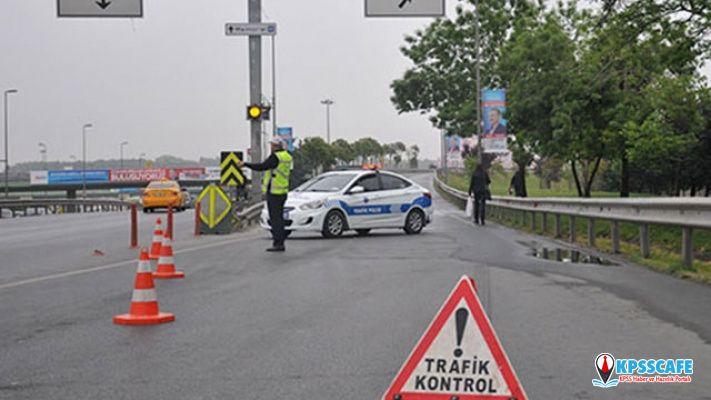 Yarına dikkat ! İstanbul'da bazı yollar trafiğe kapatılacak