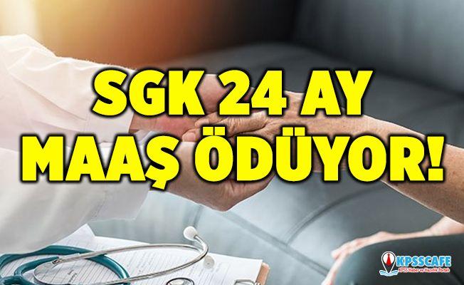 SGK bu hastalara maaş ödüyor!